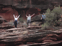 The Girls Above the Canyon!