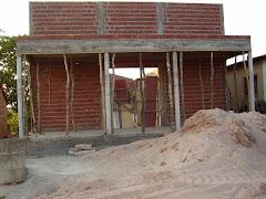 DETALHES DA CONSTRUÇÃO DA IPRB-PIMENTEIRAS-PI