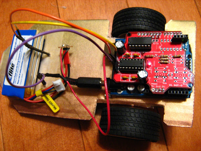 Arduino Robot Platform