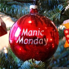 Manic Monday Ornament