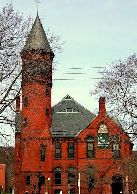 Slater Memorial Museum