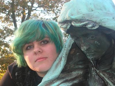 Sarah & Amanda Yantic Cemetery Norwich CT