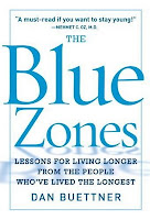 Book Review of The Blue Zones by Dan Buettner