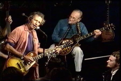 Keith Richards y Les Paul