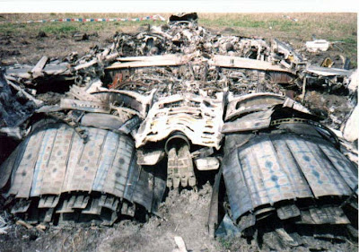 Testes de corrosão - agua x aditivo Mig29+crash