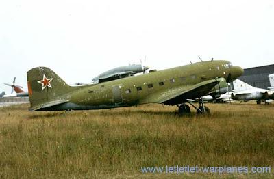 DOUGLAS DC3 Lisunov+Li-2_2