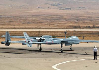 Brasil vigiará fronteiras com Paraguai e Argentina com avião não-tripulado