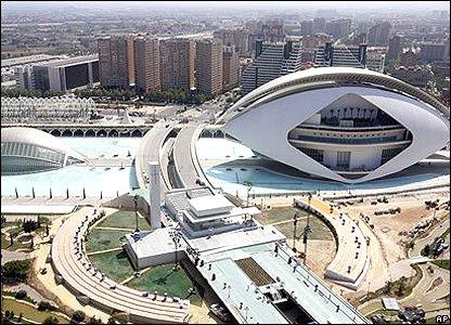 Valencia y la arquitectura