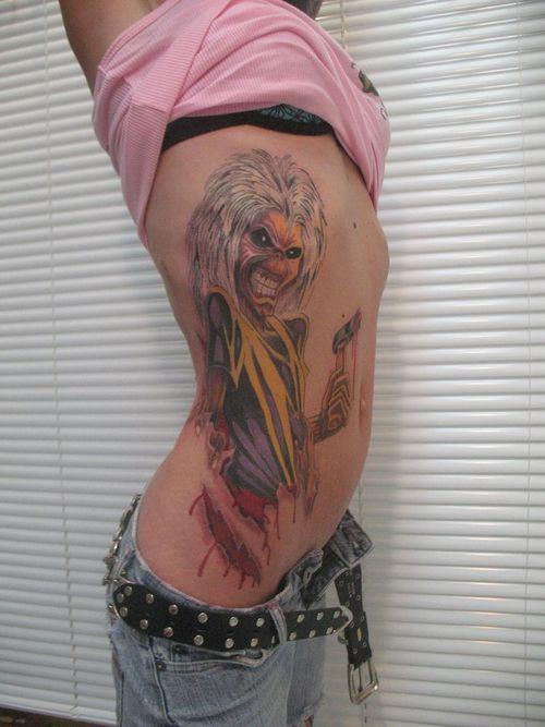 zombie tattoo. Zombie Tattoo - charlesggeorge
