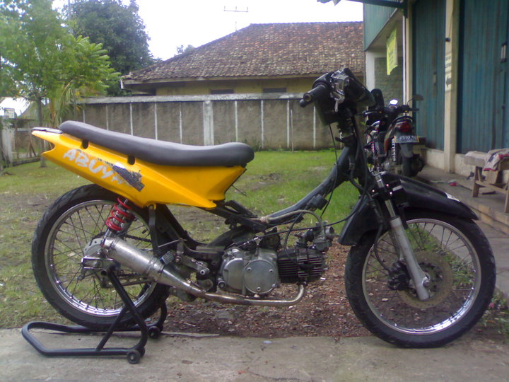 Image of Modifikasi Motor Balap