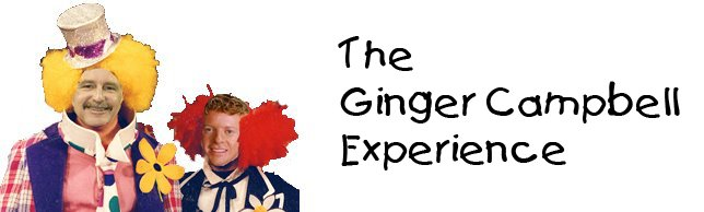 The Ginger Campbell Experience