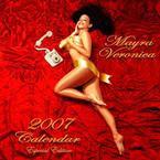 Mayra Veronica 2007 Calendar