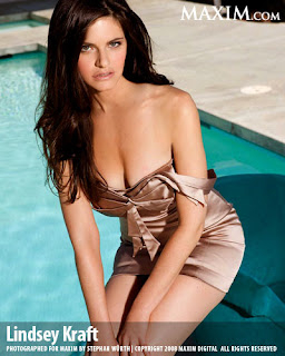 Lindsey Kraft sexy