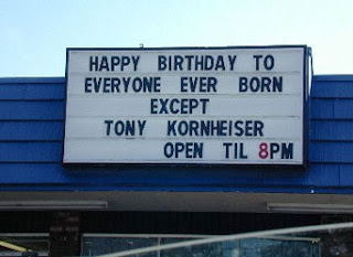 except Tony Kornheiser