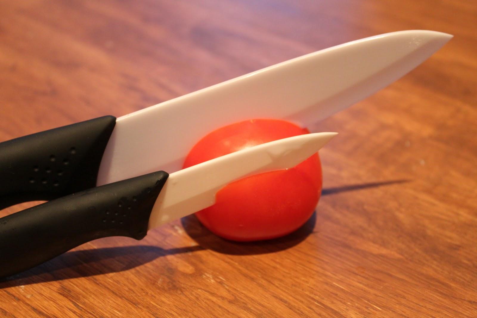 Keraaminen veitsisarja