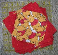 Winnie the Pooh blocks