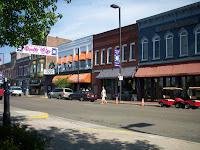 Broadway Street in Paducah