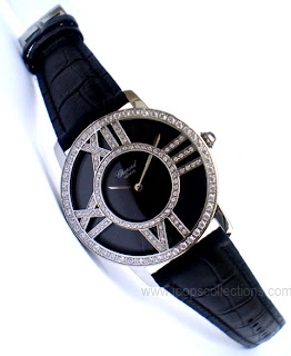 Jam Tangan Branded - Chopard Dancing Diamond