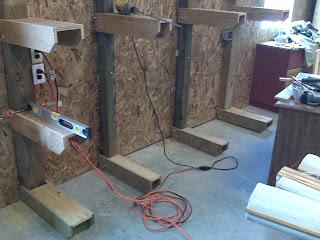 lumber storage system