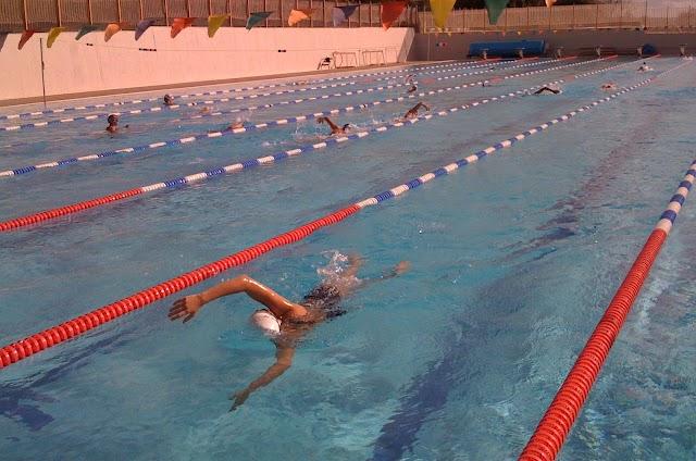 Προπονητικό Κάμπ στο Δημοτικό Κολυμβητήριο