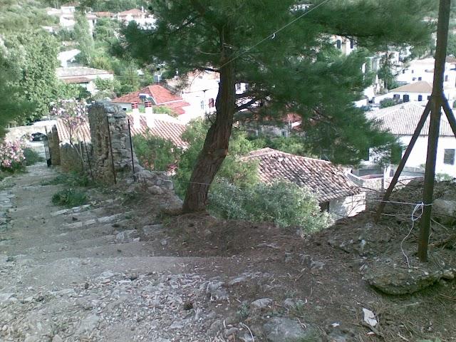 Εργασίες αποκατάστασης και περίφραξης στο Κάστρο των Γιγάντων
