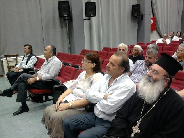 Στήριξη της Πολύτεκνης οικογένειας τόνισαν οι ομιλητές ημερίδας στην Κυπαρισσία