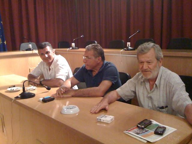Σύσκεψη στελεχών της Ν.Δ. για την ανάδειξη ψηφοδελτίου στο Δήμο Τριφυλίας