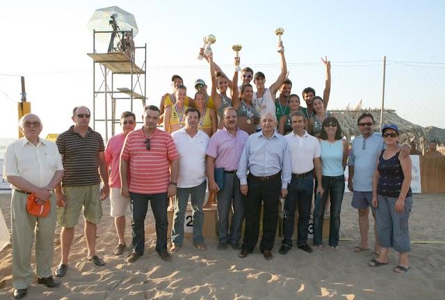 Αγγελοπούλου / Κωνσταντίνου και Δημητριάδης / Ζουπάνης οι Πρωταθλητές Κ23 στην Κυπαρισσία