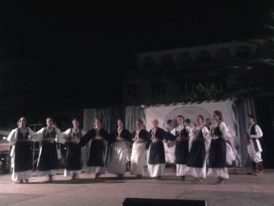 Σήμερα Σάββατο το Φεστιβάλ Παραδοσιακών Χορών