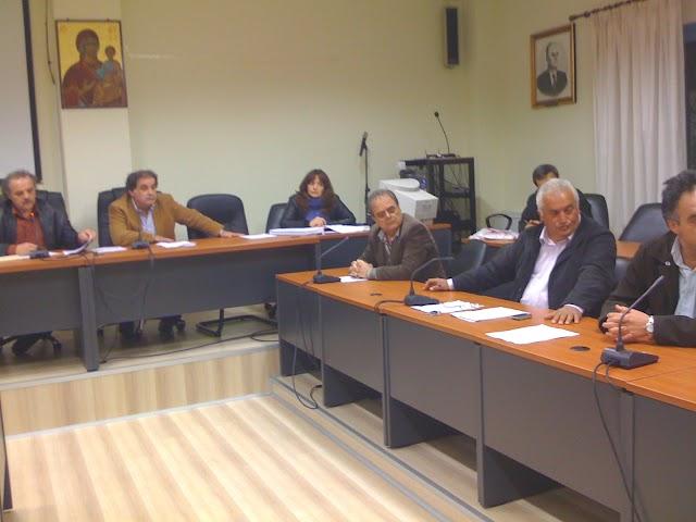 Εγκρίσεις αποφάσεων στην πρεμιέρα της Οικονομικής Επιτροπής του Δήμου