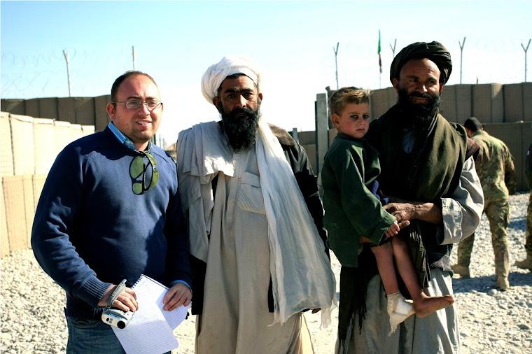 AFGHANISTAN, HAMIDULLA' E I SUOI SOGNI DI BAMBINO…