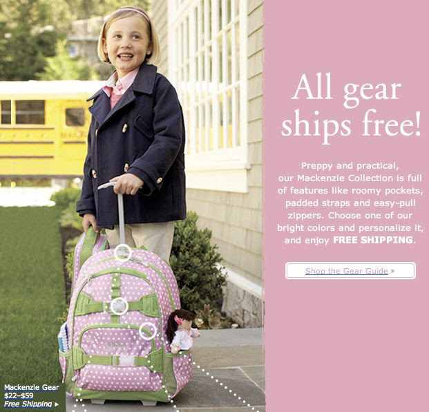 Je Model Management Reagan For Pottery Barn Kids