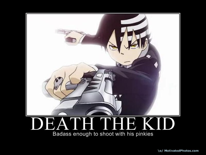 Soul Eater Death the Kid Girl