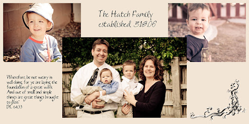 The Hatch Family