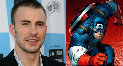 Chris Evan Captain America