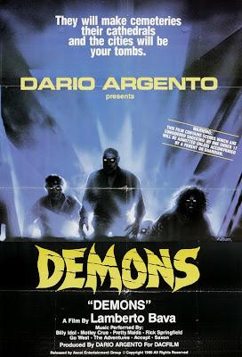 BUSCO PELI VIEJA DE DEMONIOS Demons