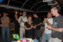 A festa surpresa para Simon, em Ilhéus!!!!!