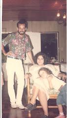 Tio Carlos José, Eu e Mariana. Ontem!!!!! rs