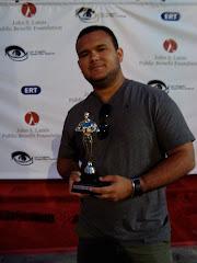 Gabriel, em Hollywood , junbho/2010