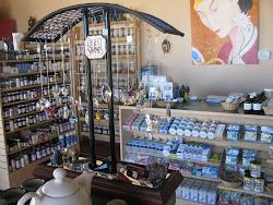 Rowan's Leaf herb store