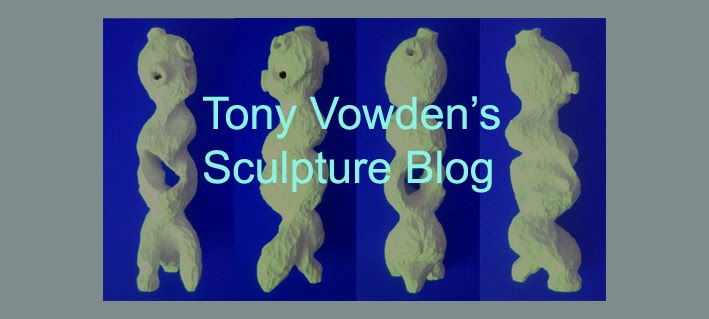 Tony Vowden's Sculpture Blog