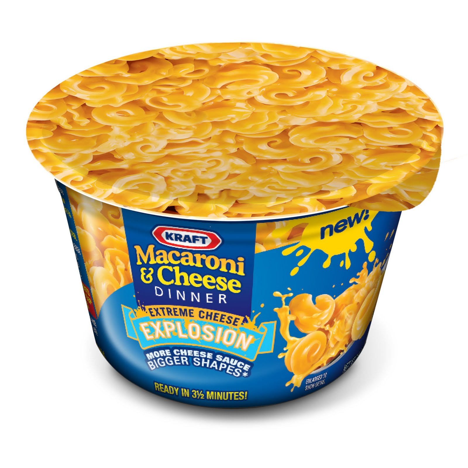 Heck Of A Bunch Kraft Macaroni Cheese Explosion Review Giveaway