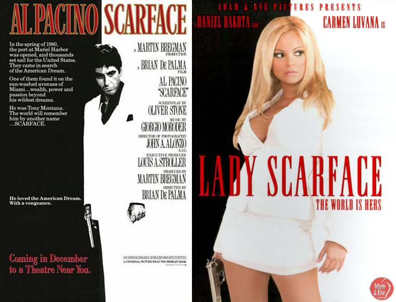 Lady scarface порно онлайн