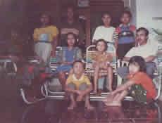gambar foto keluarga tempo doeloe