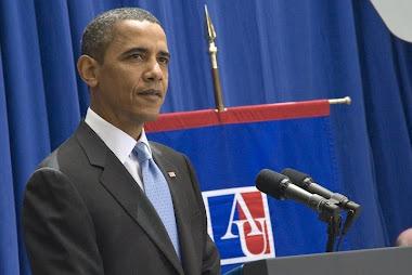 Obama en AU