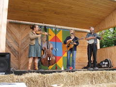 The Sheets Family Band @ the Valle Crucis Park