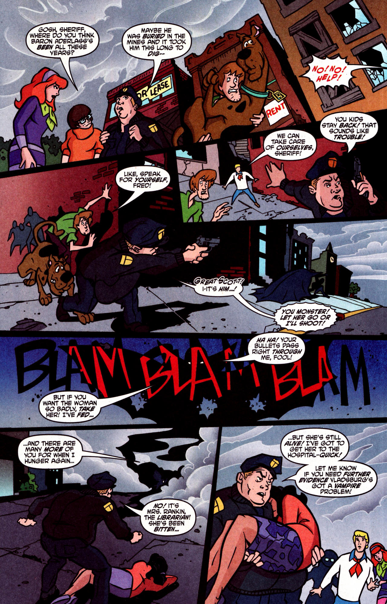Read online Scooby-Doo (1997) comic -  Issue #128 - 16
