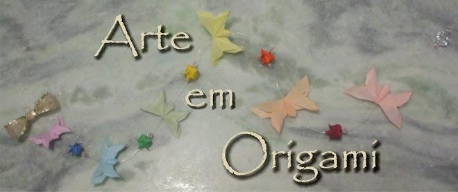 Arte em Origami