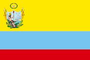 TARTA BANDERA DE COLOMBIA. ESTA TARTA SE PODRIA HACER DEJANDO LOS LATERALES . kmiltartas