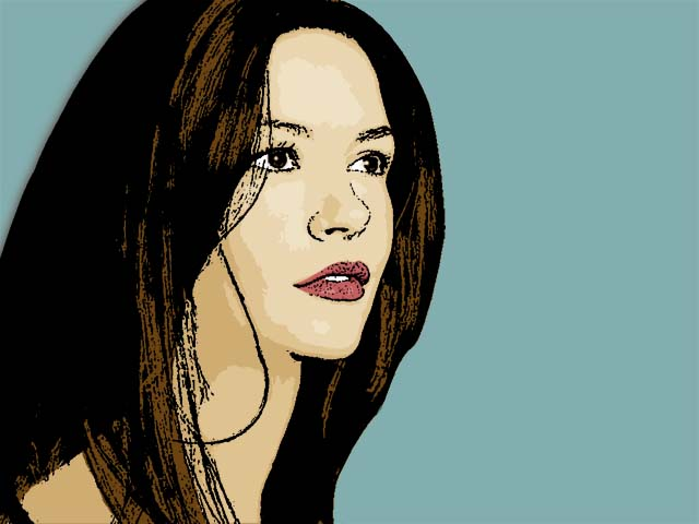 wallpaper catherine zeta jones. Catherine Zeta Jones Cartoon